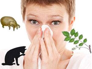 Аллергические реакции у человека