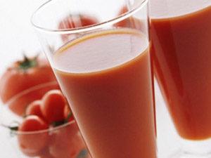 Напиток из томатного сока