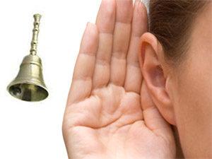 Звон в ушах